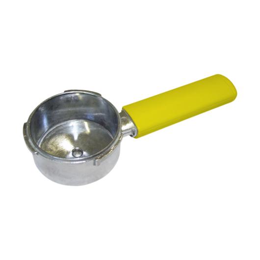 Momert 1111-107/52 szűrőtartó Capriccio kávéfőzőhöz (citromsárga)