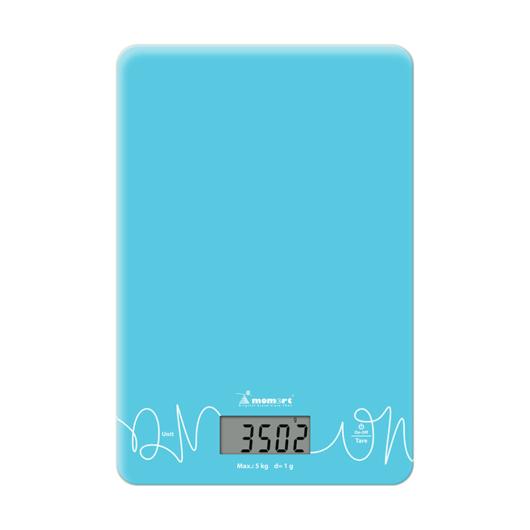 Momert 6860 digitális üveglapos konyhamérleg