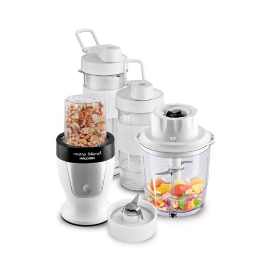 Kalorik BL1007W 3 az 1-ben mixer (kever, darál, aprít) (fehér)